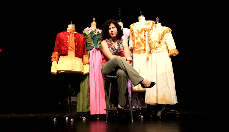 10 Questions For Award Winning Costume Designer Caroline Spitzer 12 Fiu Magazine Florida International University