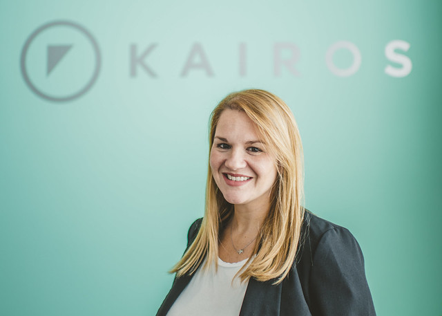 Accounting alumna appointed CEO of AI facial recognition